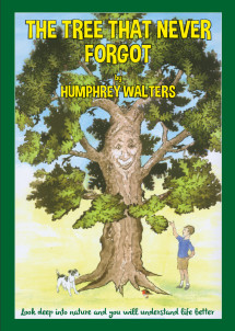 The Tree That Never Forgot - Book Cover