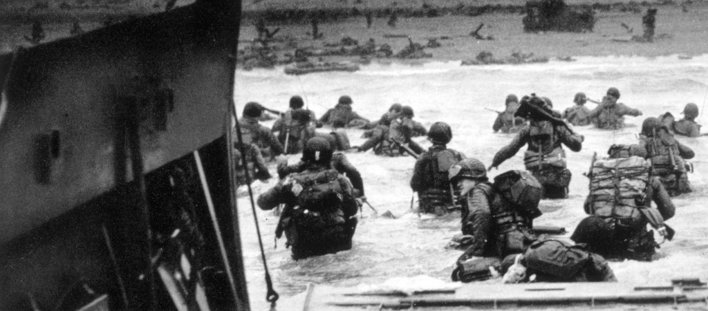 D-Day Experience - The largest logistical operation in history